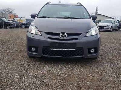 gebraucht Mazda 5 2.0 Diesel GTI AUSTATTUNG Kombi / Family Van,