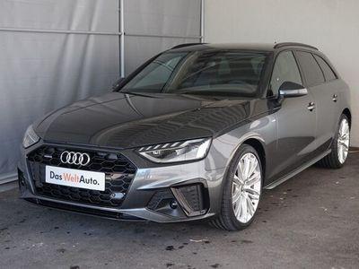 gebraucht Audi A4 Avant 40 TDI quattro S line