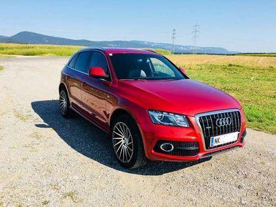 gebraucht Audi Q5 3,0 tdi V6 S-line Vollausstattung bis auf Sd SUV / Geländewagen
