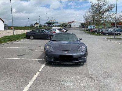 gebraucht Corvette ZR1