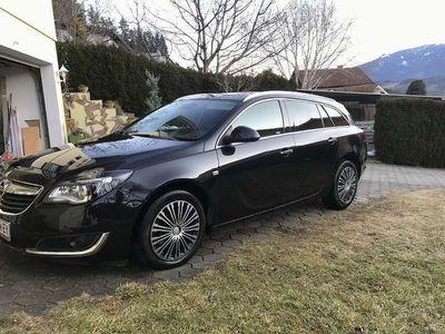 gebraucht Opel Insignia Sports Tourer SW Kombi / Family Van