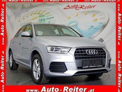 gebraucht Audi Q3 2,0 TDI Sport *LEDER, XENON, NAVI* *NP: ~€ 47.000,-*