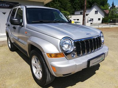 brugt Jeep Cherokee 2,8 Limited CRD TD Aut. !ROSTFREI!