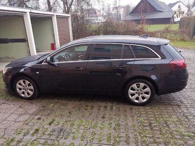 gebraucht Opel Insignia 2.0 CDTI tourer Sports Kombi / Family Van
