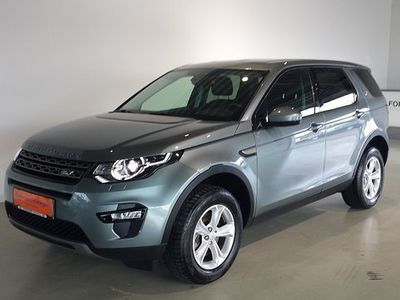used Land Rover Discovery Sport 2,0 TD4 4WD SE SE