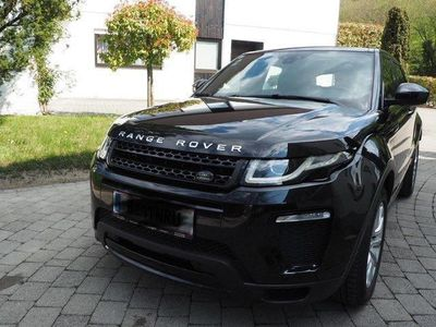 used Land Rover Range Rover evoque SE Dynamic 2,0 TD4 Aut.