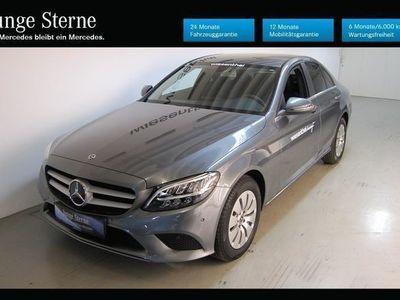 gebraucht Mercedes C200 d