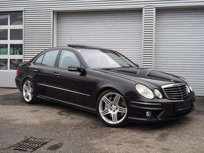 gebraucht Mercedes E63 AMG -Klasse (W211) Aut.
