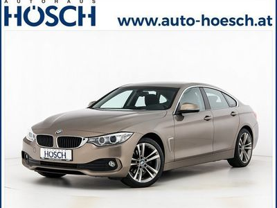 brugt BMW 420 Gran Coupé 4er-Reihe d Aut. LP:49.823.-€ Sportwagen / Coupé,
