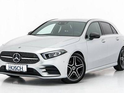 gebraucht Mercedes A180 A-KlasseAMG Line Aut. LP: 43.445,-€ Limousine