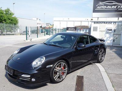 gebraucht Porsche 911 Turbo II Coupé DSG Sportwagen / Coupé,