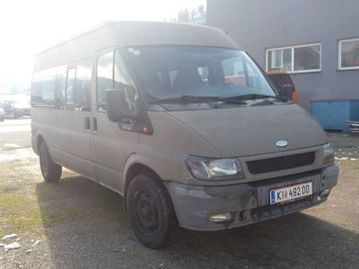 gebraucht Ford Transit Tourneo Bus 330L/92, Typisierter 9 Sitzer Kombi / Family Van,