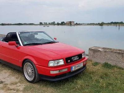 gebraucht Audi Cabriolet 2,6 E