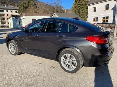gebraucht BMW X4 xDrive 20d SUV / Geländewagen