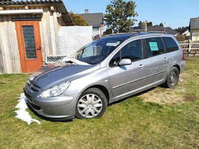 gebraucht Peugeot 307 SW, 1.6HDI, 81KW Kombi / Family Van