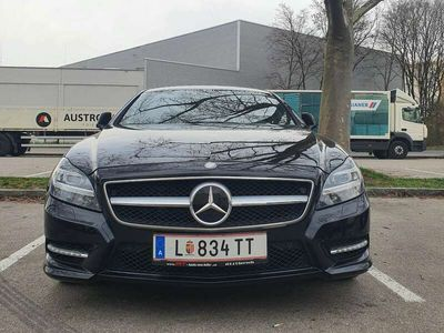 gebraucht Mercedes CLS350 Shooting Brake CDI 4MATIC Aut.