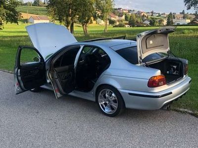 gebraucht BMW 528 5er-Reihe E39