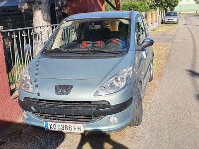 gebraucht Peugeot 1007 Klein-/ Kompaktwagen