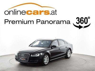gebraucht Audi A8 Lim. quattro 4.2 TDI Aut. NAVI RADAR MATRIX-LED BOSE RFK LEDER LUFTFEDERUNG ASSISTENZ