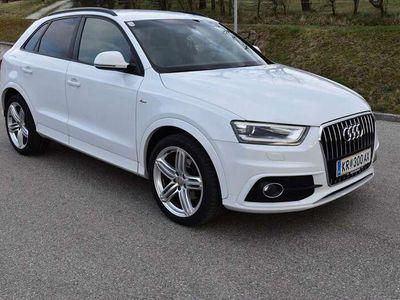 gebraucht Audi Q3 2,0 TDI DPF S-line