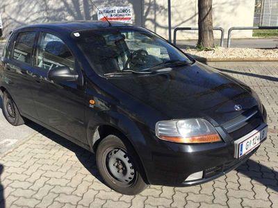 gebraucht Chevrolet Kalos 1,2 Klein-/ Kompaktwagen