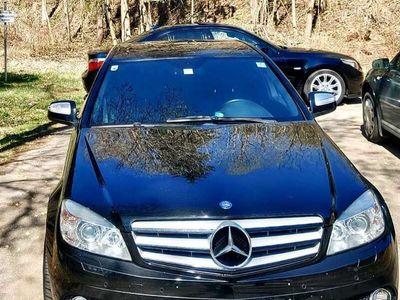 gebraucht Mercedes C280 AMG Line Sport Aut.Schaltwippen
