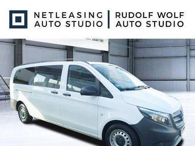 gebraucht Mercedes Vito 114 CDI Extralang Tourer Pro+RFK+9Si+Tempom NSW