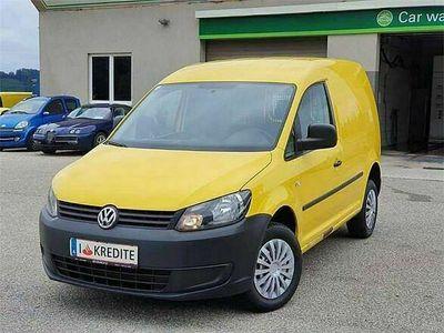 gebraucht VW Caddy Kombi 2,0 TDI DPF 4MOTION - Allrad - 8.075€ Nett