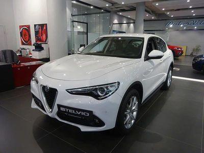 gebraucht Alfa Romeo Stelvio Super 2,2 ATX AWD SUV / Geländewagen,
