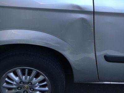 gebraucht Chrysler Grand Voyager LX Stown Go CRD Ds. Aut.