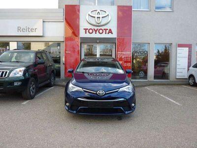 gebraucht Toyota Avensis 2,0 D4-D Lounge *XENON*NAVI*PANO*LEDER*AHK* Kombi / Family Van