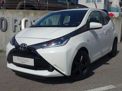 gebraucht Toyota Aygo 1,0 VVT-i x-play