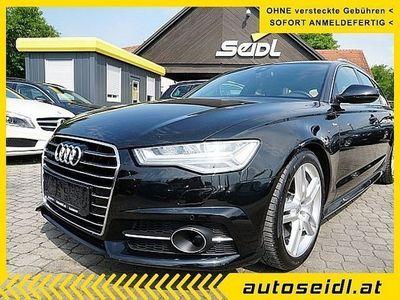 gebraucht Audi A6 Avant 3,0 TDI clean Diesel Quattro tiptronic *S-LINE*