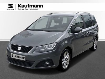 brugt Seat Alhambra Style TDI CR 4Drive
