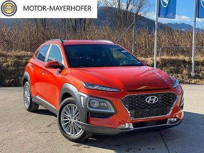 gebraucht Hyundai Kona LEVEL 5 1,0 T-GDI 2WD
