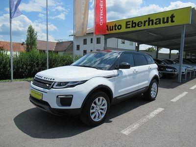 used Land Rover Range Rover evoque SE 2,0 TD4 Aut. *Leder *Xenon SUV / Geländewagen,