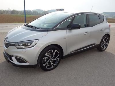 gebraucht Renault Scénic Bose TCe 140 PF