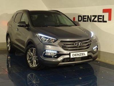 used Hyundai Santa Fe 2,2 CRDi 4W