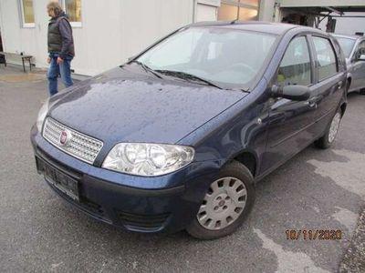 gebraucht Fiat Punto Classic 1,2 Klein-/ Kompaktwagen