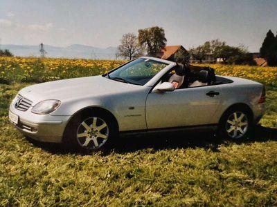 gebraucht Mercedes SLK230 Kompressor Cabrio / Roadster