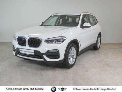 gebraucht BMW X3 xDrive 25d Advantage Aut. SUV / Geländewagen,