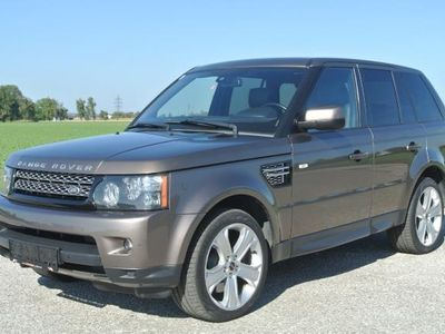 gebraucht Land Rover Range Rover Sport 3,0 TdV6 HSE *NAVI*GLASDACH*AHK*XENON*LEDER