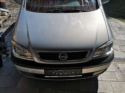gebraucht Opel Zafira Zafira1,8 Kombi / Family Van