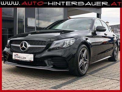 gebraucht Mercedes C200 d AMG-Line 9-G Tronic - Modell 2020 NAVI*LED*PDC*SPORT