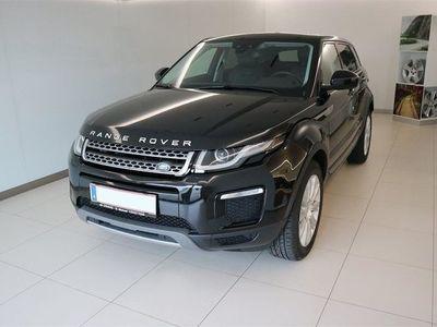 gebraucht Land Rover Range Rover evoque SE 2,0 TD4 150PS AUT