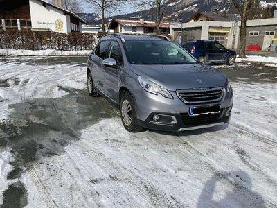 gebraucht Peugeot 2008 1,6 e-HDi 115 FAP Allure