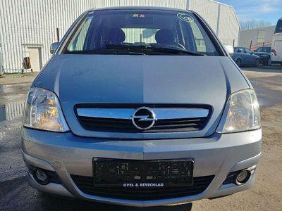 gebraucht Opel Meriva 1,6 16V Style Easytronic Kombi / Family Van