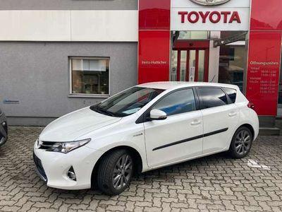 gebraucht Toyota Auris 1,8 VVT-i Hybrid Lounge NAVI