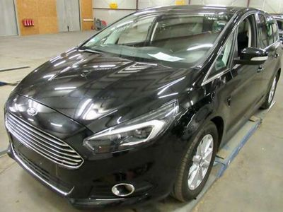 brugt Ford S-MAX Titanium 2.0 TDCi Auto-Start/Stop Aut. Kombi / Family Van,