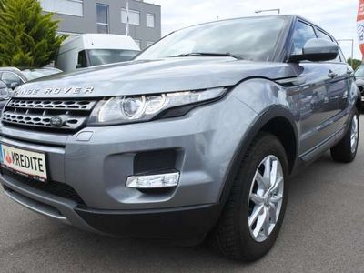 gebraucht Land Rover Range Rover evoque Dynamic 2,2 TD4 Aut.+LEDER+